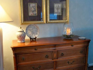 Image of Dresser in Birch Room