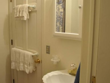 Image of Cedar Room Bathroom with a Stall Shower