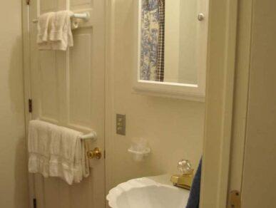 Image of Cedar Room Bathroom with a Stall Shower