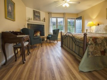 Image of Tamarack Room with a King Bed