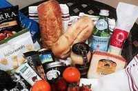 Image of a Charcuterie Basket